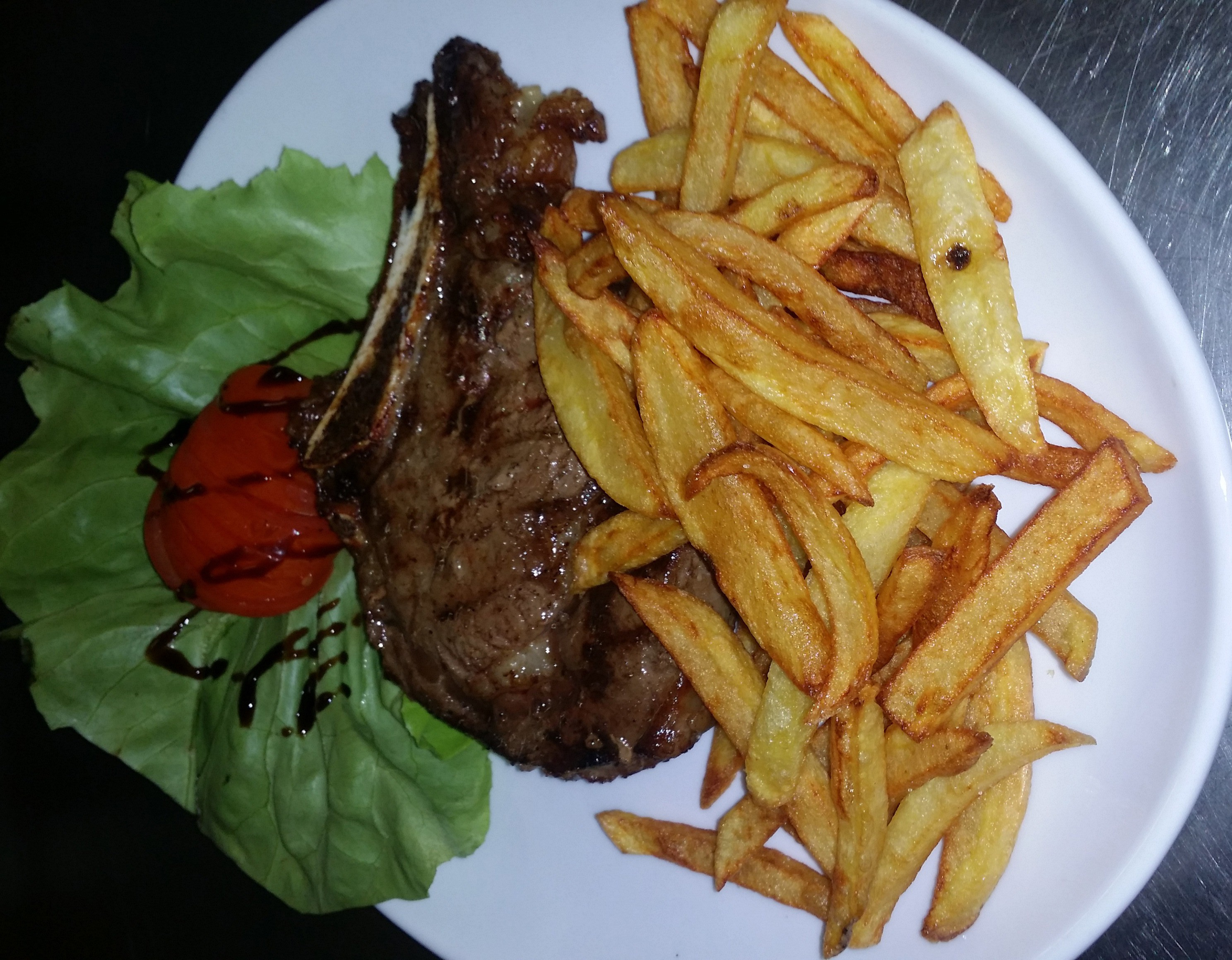 COTE DE BOEUF restaurant mortain